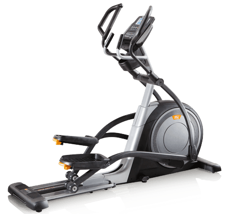 NordicTrack E 11.7 Elliptical on a transparent background