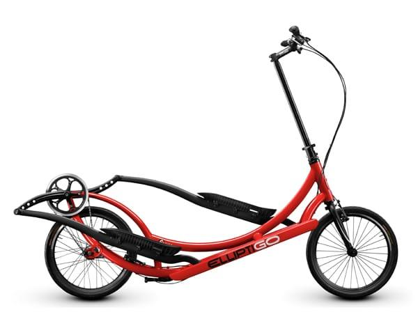 Elliptigo 3C Bike Red