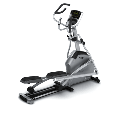 Vision XC40 Elliptical in silver body frame