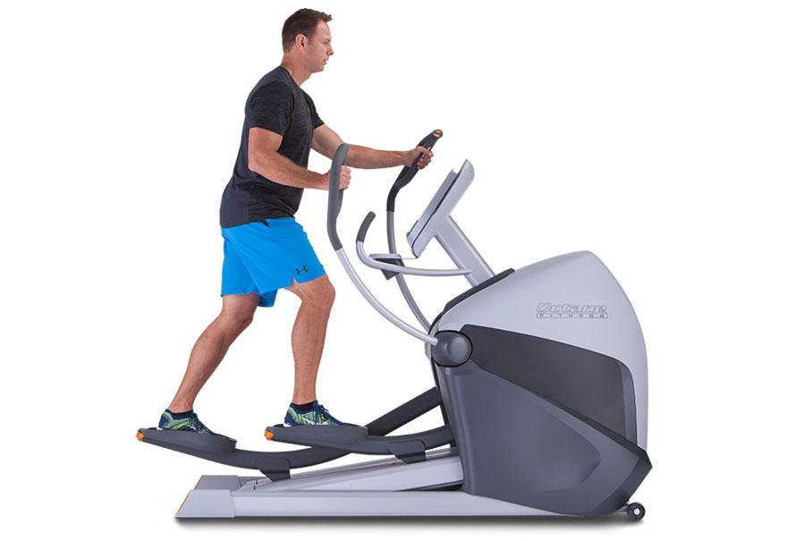 Octane XT4700 Elliptical Side View