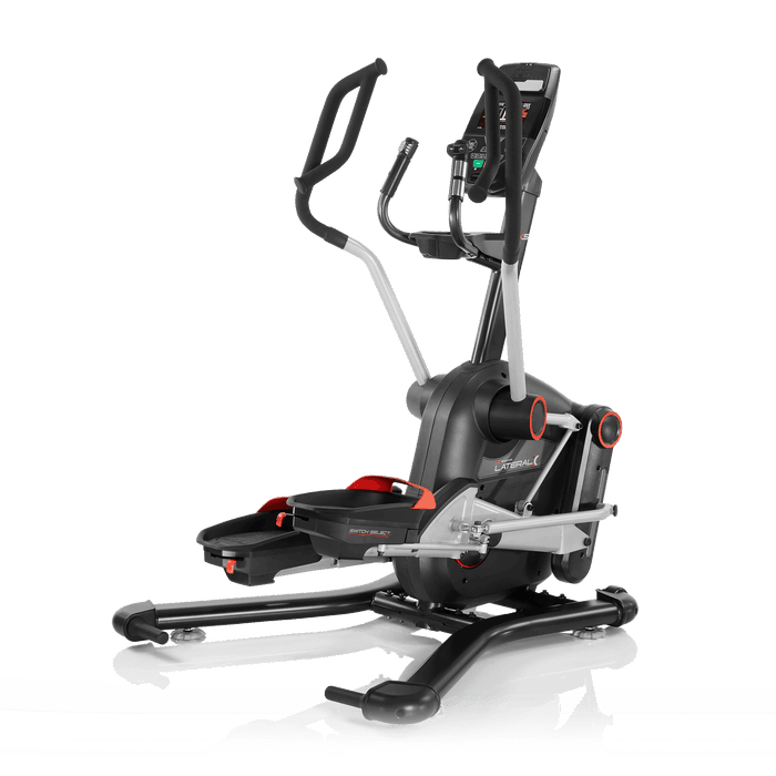 Bowflex Lateralx LX5 in transparent background